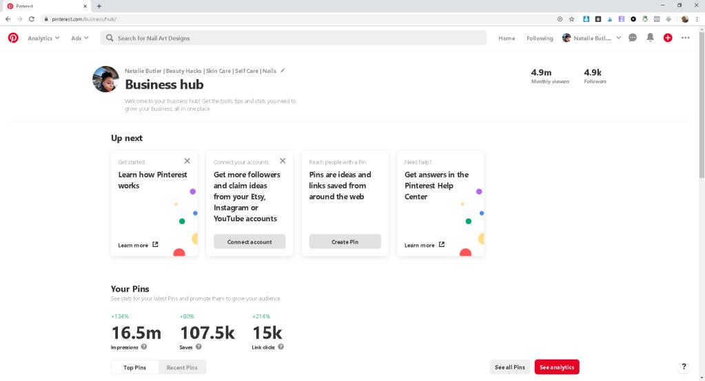 Pinterest Marketing Strategy 2019 - Pinterest Marketing Strategy 2020 : Pinterest marketing consultant